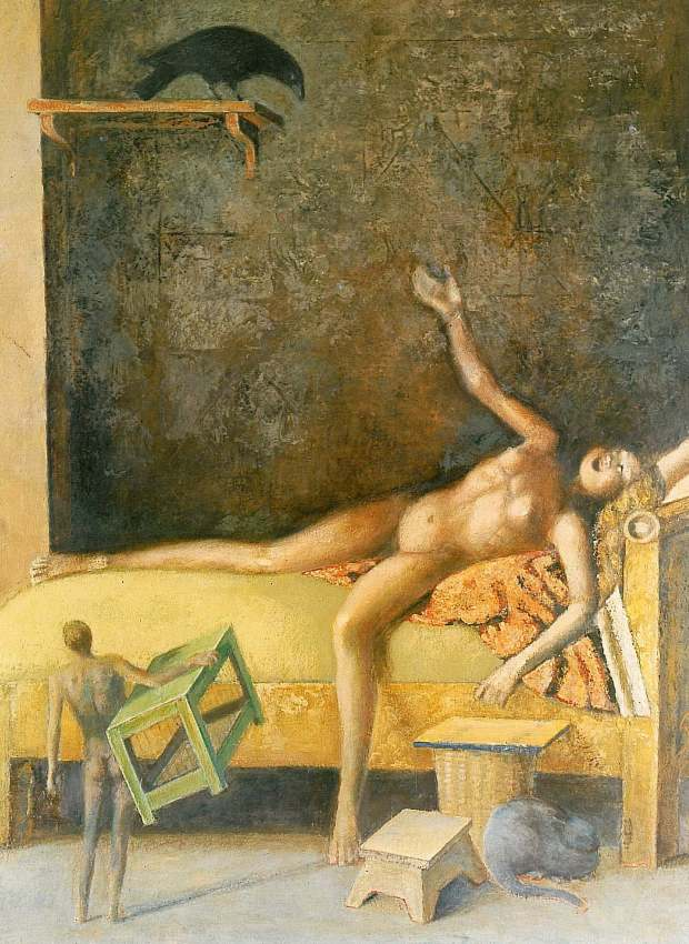 balthus great-composition-with-corbel