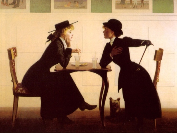 Harry Wilson Watrous -_1909_Confidences