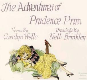 Nell Brinley American Weekly magazine 25-10-1925_PrudencePrim