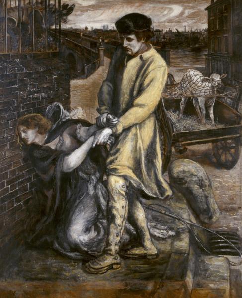 H.T.Dunn u.D.G.Rossetti, Gefunden - Dunn and Rossetti / Found - H.T.Dunn et D.G.Rossetti / Trouve