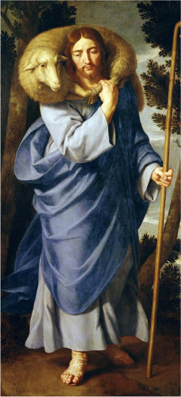 Le bon pasteur Philippe de champaigne