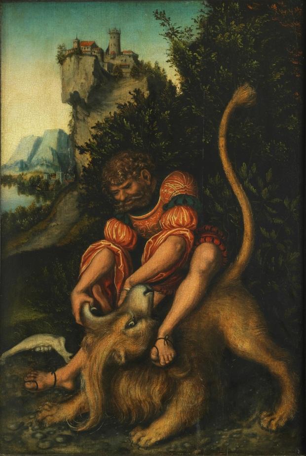 Lucas CRANACH Aine 1520-25 Weimar