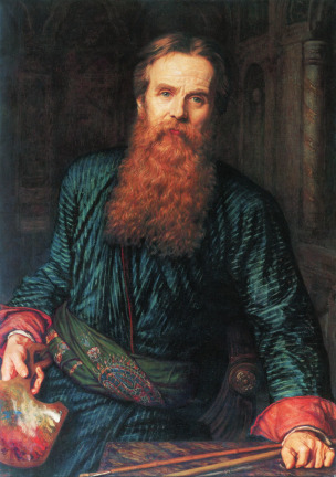 William_Holman_Hunt_-_Selfportrait