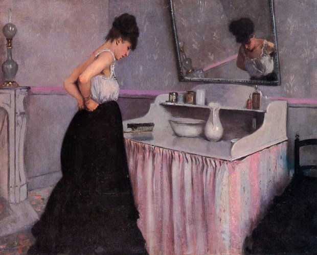 Caillebotte_Woman_at_the_dressing_table_1873