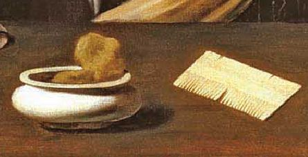 Caravaggio-Martha-and-Mary-Magdalene-1598 objets