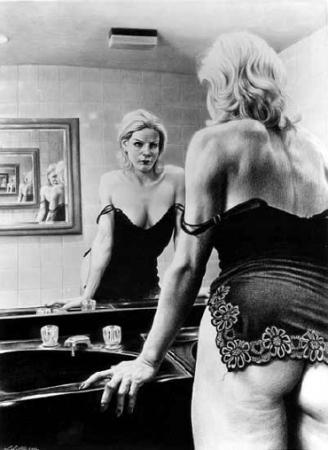 Mirror, mirror - Dessin de Laurie Lipton