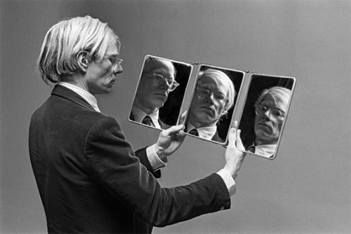 Warhol quadruple