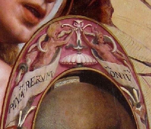 Jan Sanders van Hemessen - Vanitas (1535) Palais des Beaux-Arts de Lille phrase