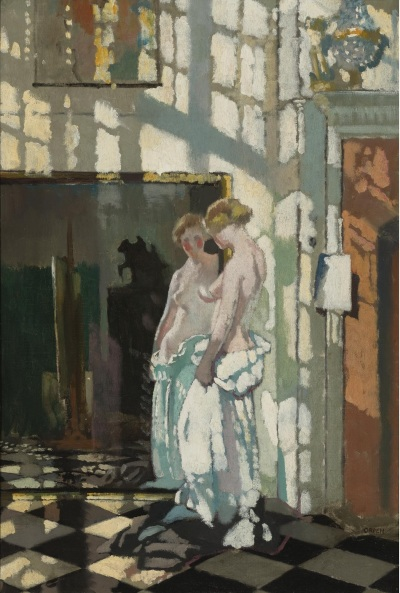 Orpen Summer 1924 Collection privee