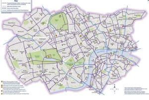 Plan de Londres-reduit