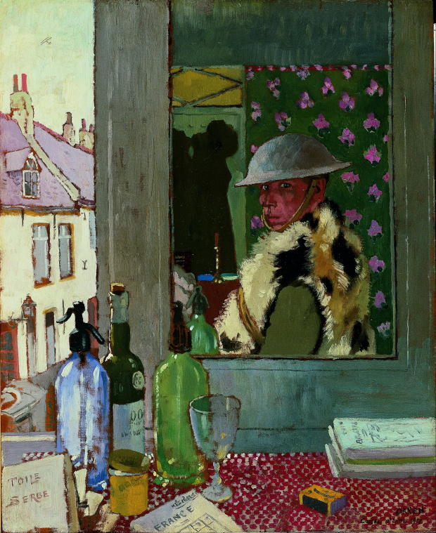 William Orpen 1917    Ready To Start