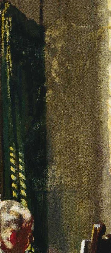 William Orpen, Sunlight, 1925, (Leeds Art Gallery ) cupidon
