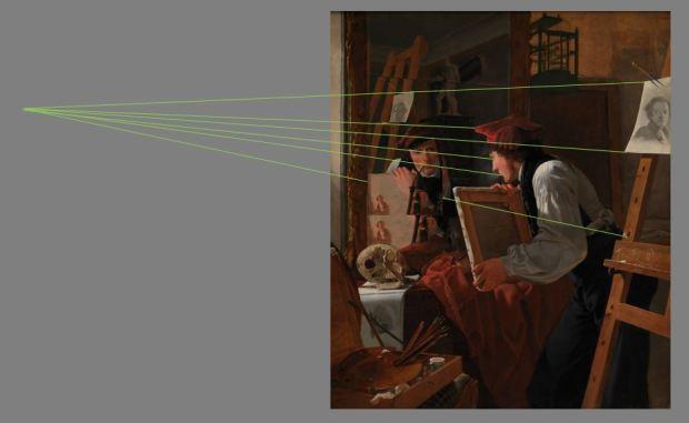 874px-Wilhelm_Bendz_-_A_Young_Artist_(Ditlev_Blunck)_Examining_a_Sketch_in_a_Mirror_-_Google_Art_Project prespective correcte