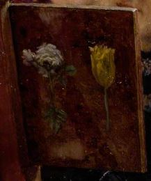 Alma Tadema family-group-1896 Royal Academy of Arts detail