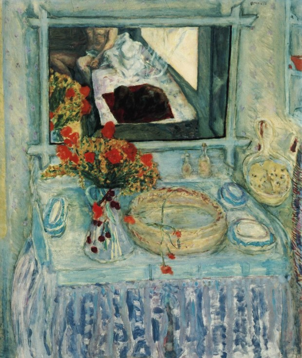 Bonnard Dressing Table and Mirror, 1913
