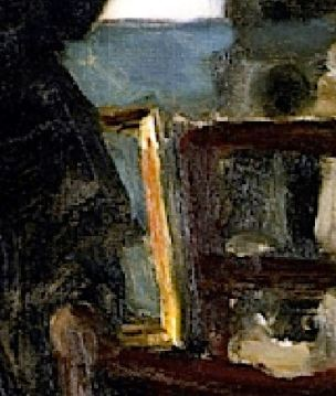 Bonnard Interieur vers 1905, Collection privee cadre