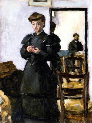 Bonnard Interieur vers 1905, Collection privee