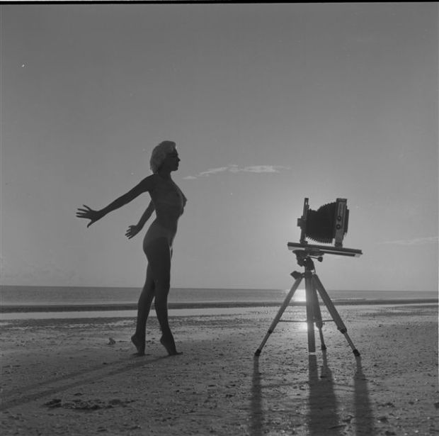 Bunny Yeager  Plage