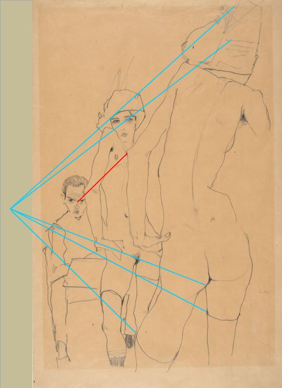 Egon_Schiele_-_Schiele_with_Nude_Model_before_the_Mirror,_1910_correction