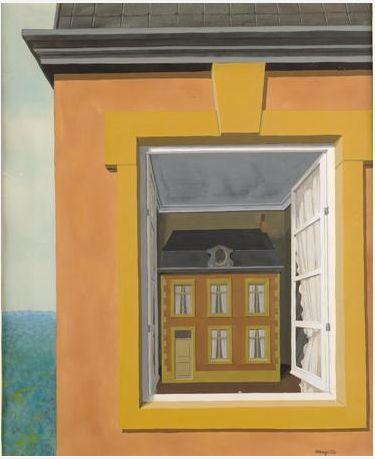MAGRITTE René, Eloge de la dialectique, 1937, Musée d'Ixelles