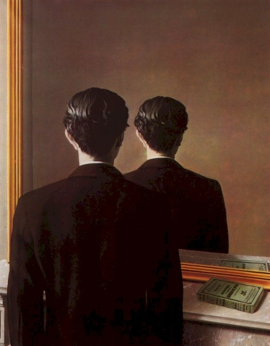 Magritte la reproduction interdite
