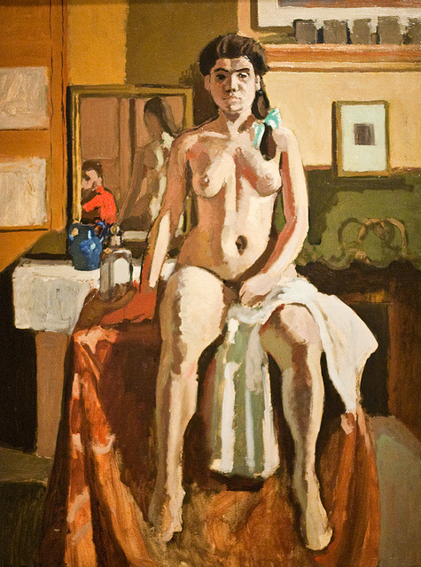 Matisse Carmelina 1903