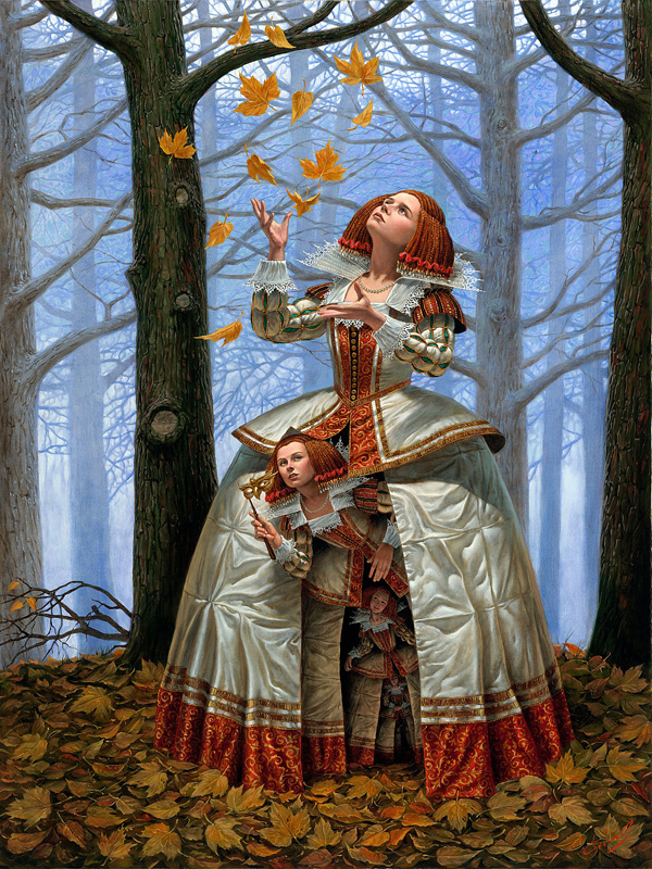 Michael Cheval Enigma 2015