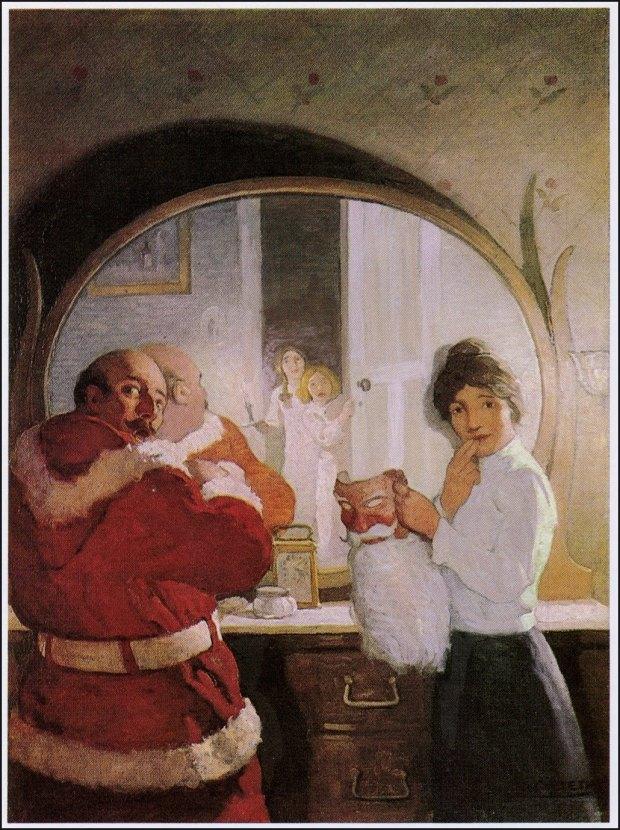 N C Wyeth Discovered 1915