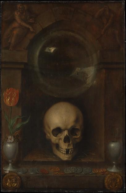 Vanite Jacob de Gheyn le Jeune 1603 MET