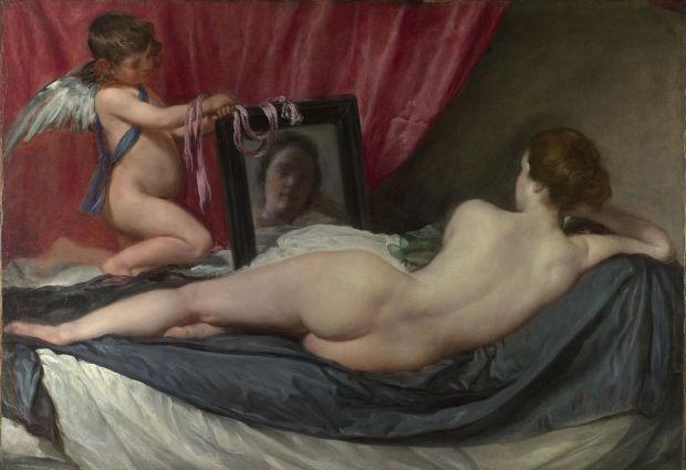 Velasquez Venus miroir