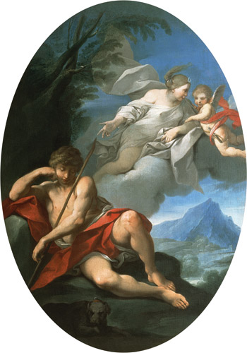 diana_and_endymion Francesco Vellani Modena, Galleria Estense