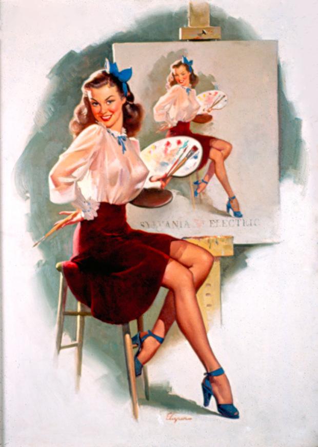 elvgren_misssylvania 1948