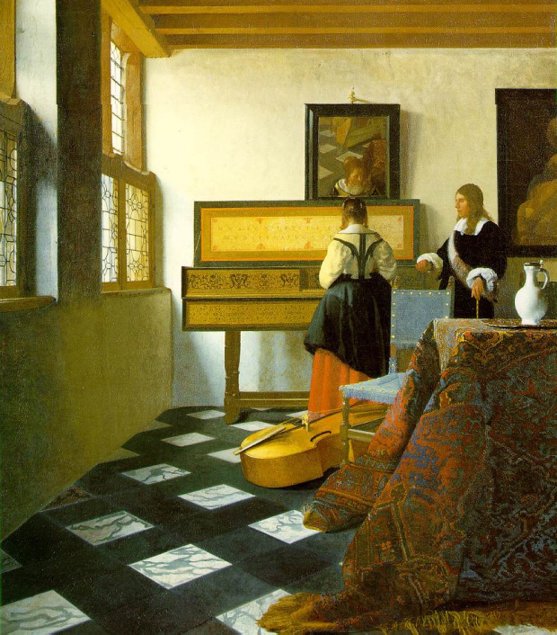 lady_at_the_virginals_with_gentleman_by_johannes_vermeer 1662