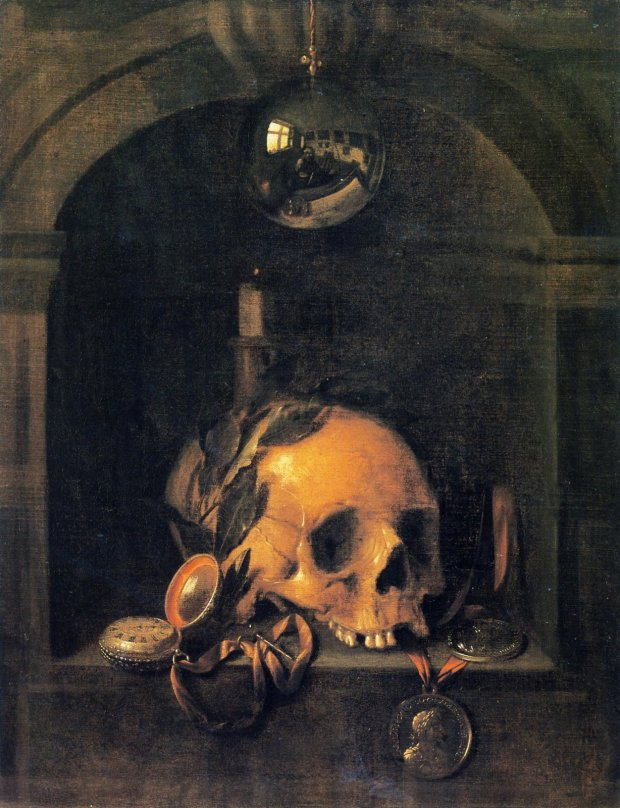 pieter gerritsz van roestraten vanite 1627