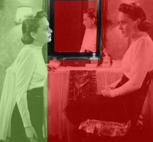 the-dark-mirror-robert-siodmak 1946 Olivia de Havilland bis schema