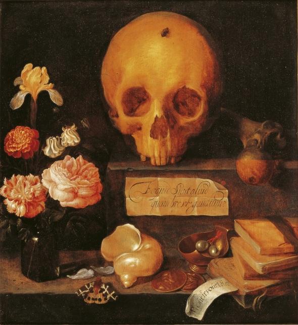 Adriaen van Nieulandt's Vanitas of 1636