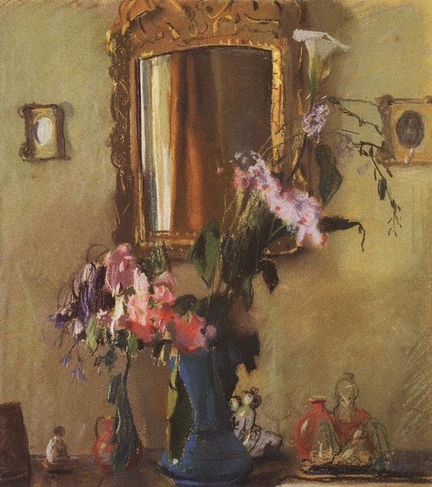 1931 Somov still-life-interior