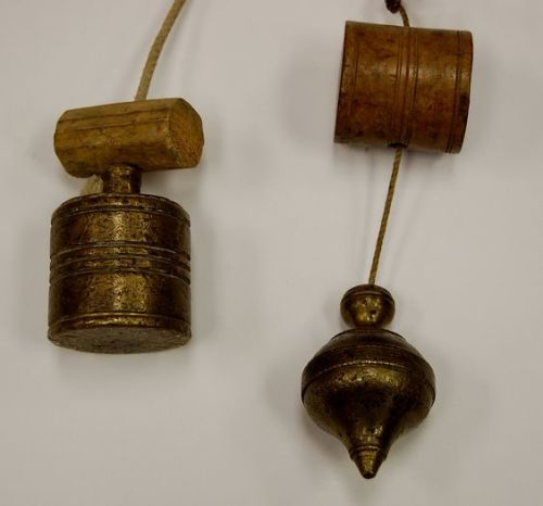 Antique Plumb Bob from the Sindelar Tool Museum & Education Center