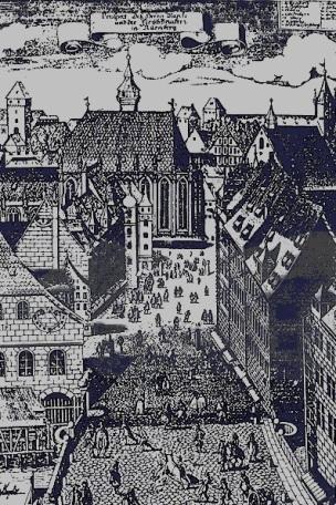 Cadran Solaire Nuremberg
