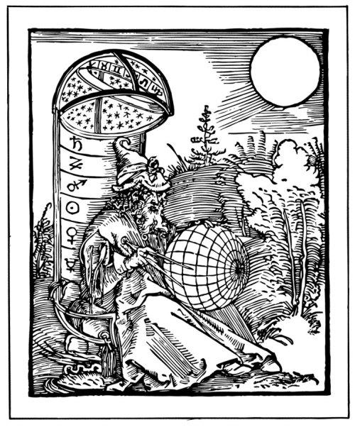 Durer Astronome 1500