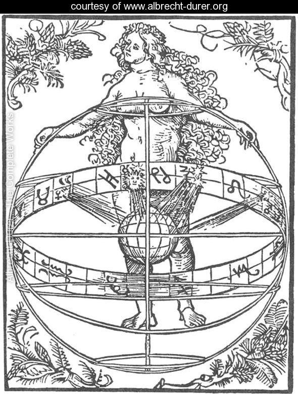 Johannes Stabius's Pronosticon (1503)