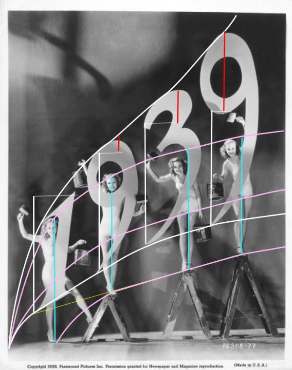 Bonne annee 1939 paramount_courbes