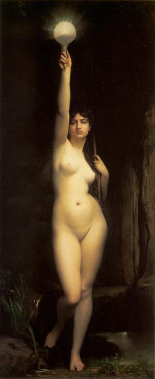 1870 JULES_LEFEBVRE La Verite