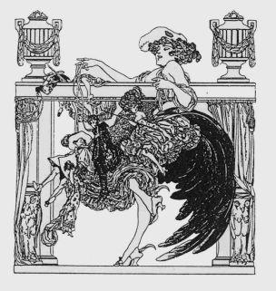 1910 ca von Bayros