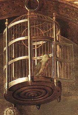 Hoogstraten_corridor_cage