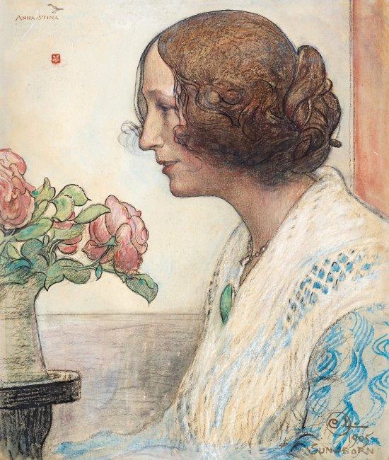 Larsson 1905 Anna Stina
