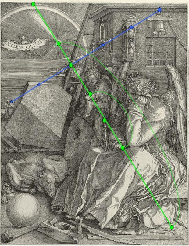 Melencolia (c) Philippe Bousquet Alignement 2