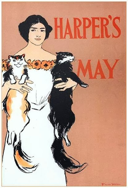 edwardpenfield-1896-harpers-cover-may-brooklynmuseumny