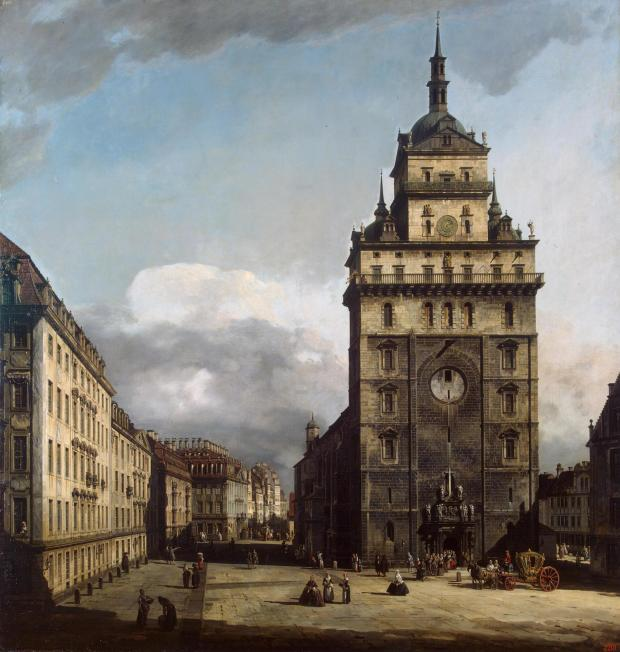 bernardo_bellotto_-_the_kreuzkirche_in_dresden_-_1751