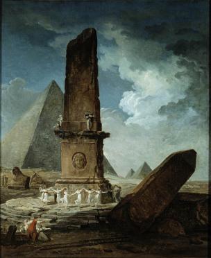 hubert-robert-1798-lobelisque-montreal